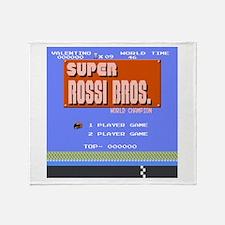 superVRbros Throw Blanket
