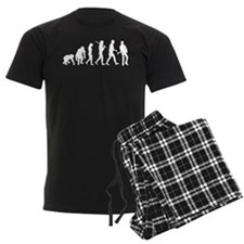 Evolution of Guitarist Pajamas