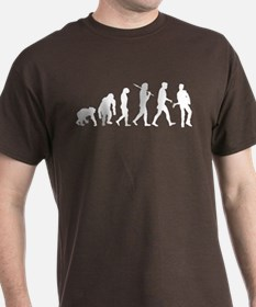 Evolution of Guitarist T-Shirt