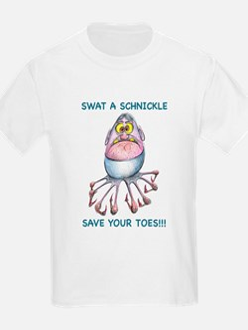 Swat A Schnickle Kids T-Shirt