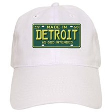 Made in Detroit Baseball Baseball Cap