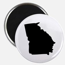 "Georgia 2.25"" Magnet (100 pack)"