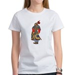 Japanese Samurai Warrior Women's T-Shirt