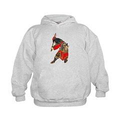 Japanese Samurai Warrior Hoodie