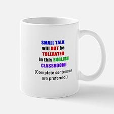 Cute English teacher coffee Mug