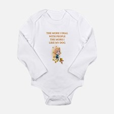 psych patients Long Sleeve Infant Bodysuit