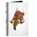 Japanese Samurai Warrior Journal