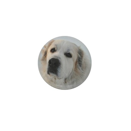 Great Pyrenees Mini Button (10 pack)