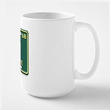 GTO License Plate Mug