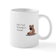 Bear tag Mugs
