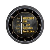 5 solas Basic Clocks