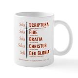 Reformation Standard Mugs (11 Oz)