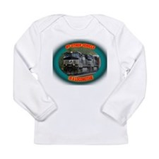 Norfolk & Southern Long Sleeve Infant T-Shirt