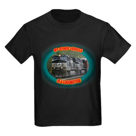 Norfolk & Southern Kids Dark T-Shirt