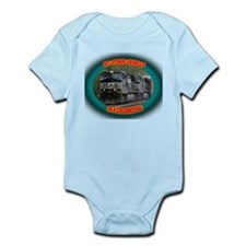 Norfolk & Southern Infant Bodysuit