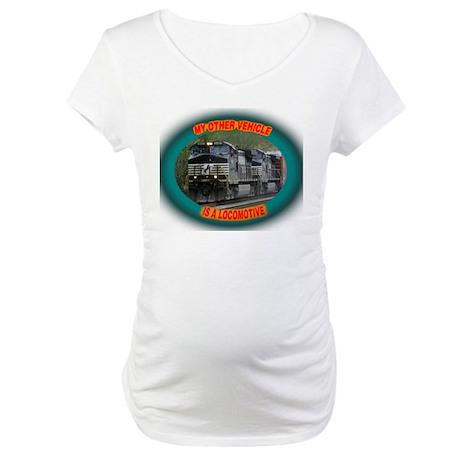 Norfolk & Southern Maternity T-Shirt