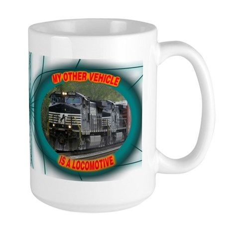 Norfolk & Southern Large Mug