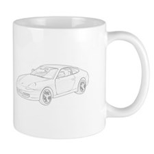 Porsche 911 Mug
