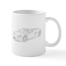 Porsche Carrera GT Mug