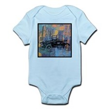 car Infant Bodysuit