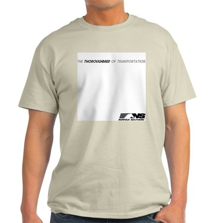Norfolk Southern Thoroughbred Light T-Shirt