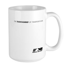Norfolk Southern Thoroughbred Mug