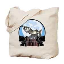 Musky hunter 7 Tote Bag