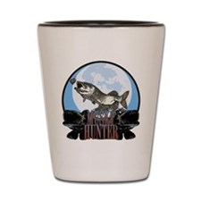 Musky hunter 7 Shot Glass