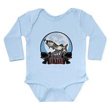 Musky hunter 7 Long Sleeve Infant Bodysuit