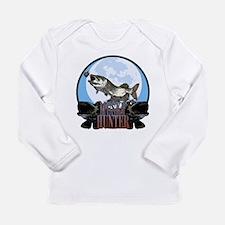 Musky hunter 7 Long Sleeve Infant T-Shirt