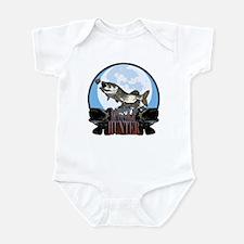 Musky hunter 7 Infant Bodysuit