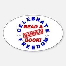 Read a Banned Book! Decal