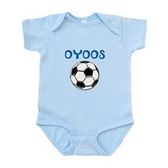 OYOOS Soccer design Infant Bodysuit