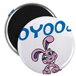 OYOOS Kids Bunny design Magnet