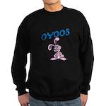 OYOOS Kids Bunny design Sweatshirt (dark)