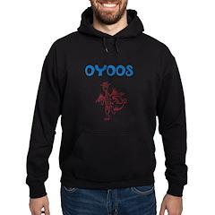 OYOOS Kids Dragon design Hoodie