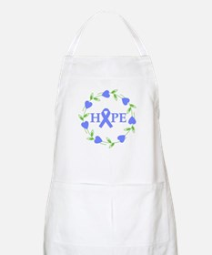 Esophagel Cancer Hope Hearts Apron
