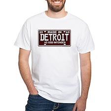 made in Detroit 1969 Shirt