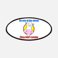 Sheep don't smoke Patches