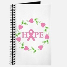 Breast Cancer Hope Hearts Journal