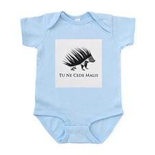 Ron Paul Gadsen Tu Ne Cede Infant Bodysuit