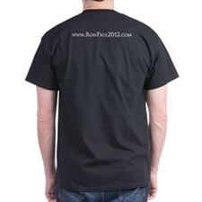 Ron Paul Gadsen Tu Ne Cede T-Shirt