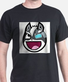 Cute Awesome wolf T-Shirt