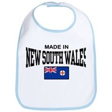 Made In New South Wales Bib