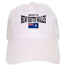 Made In New South Wales Baseball Cap