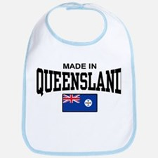 Made In Queensland Bib