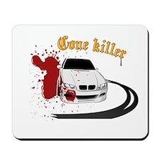 BMW Cone Killer Mousepad
