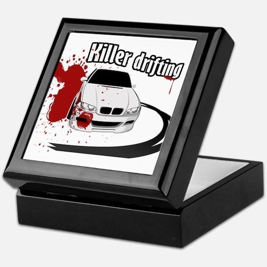 BMW Killer Drifting Keepsake Box