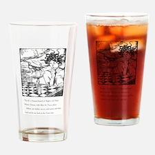 Quatrain XLIX Drinking Glass