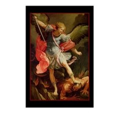 St. Michael - Postcards (Package of 8)